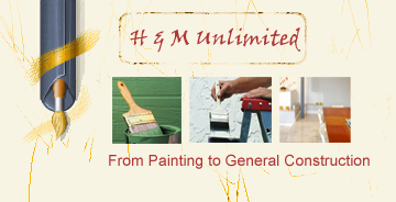 From Painting to Construction, Interior Painting